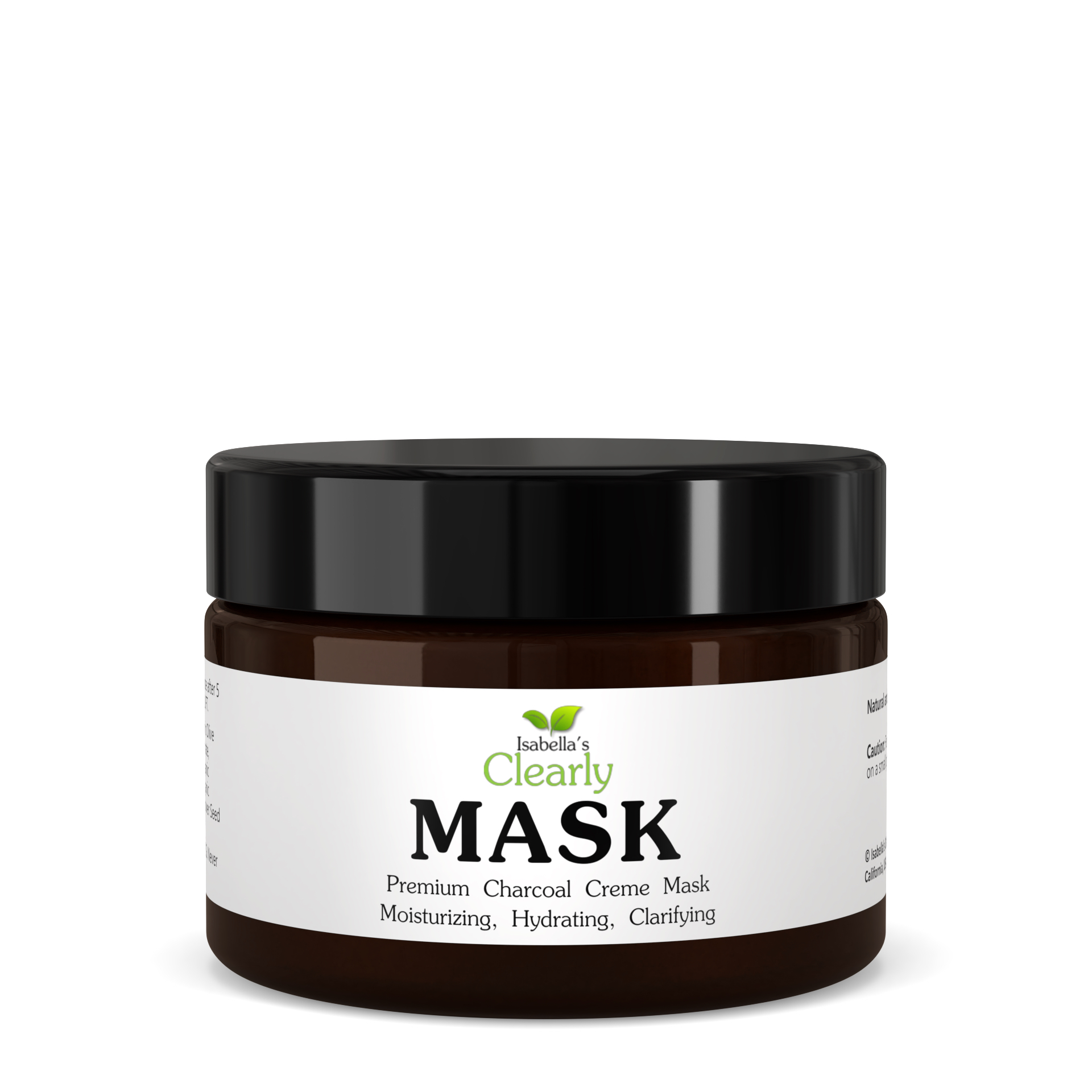Clearly MASK, Clarifying Pore Cleansing Charcoal Face Mask