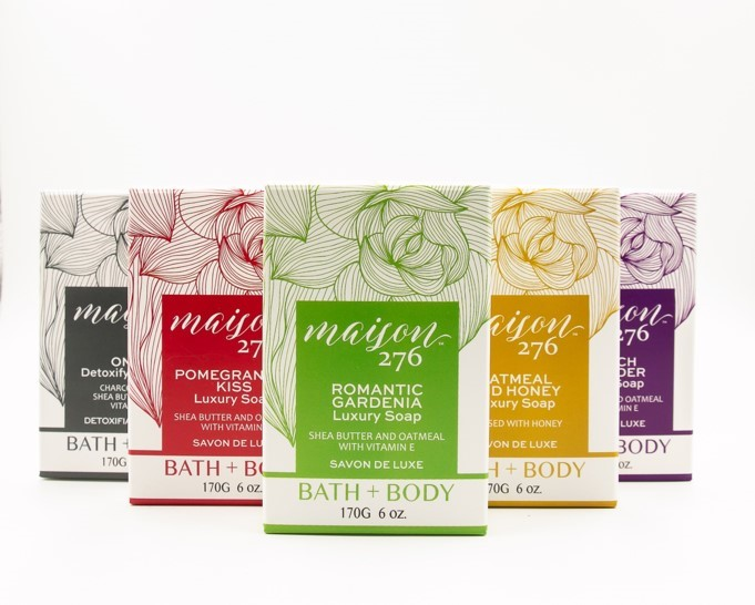 Luxury Soap - 6 pack