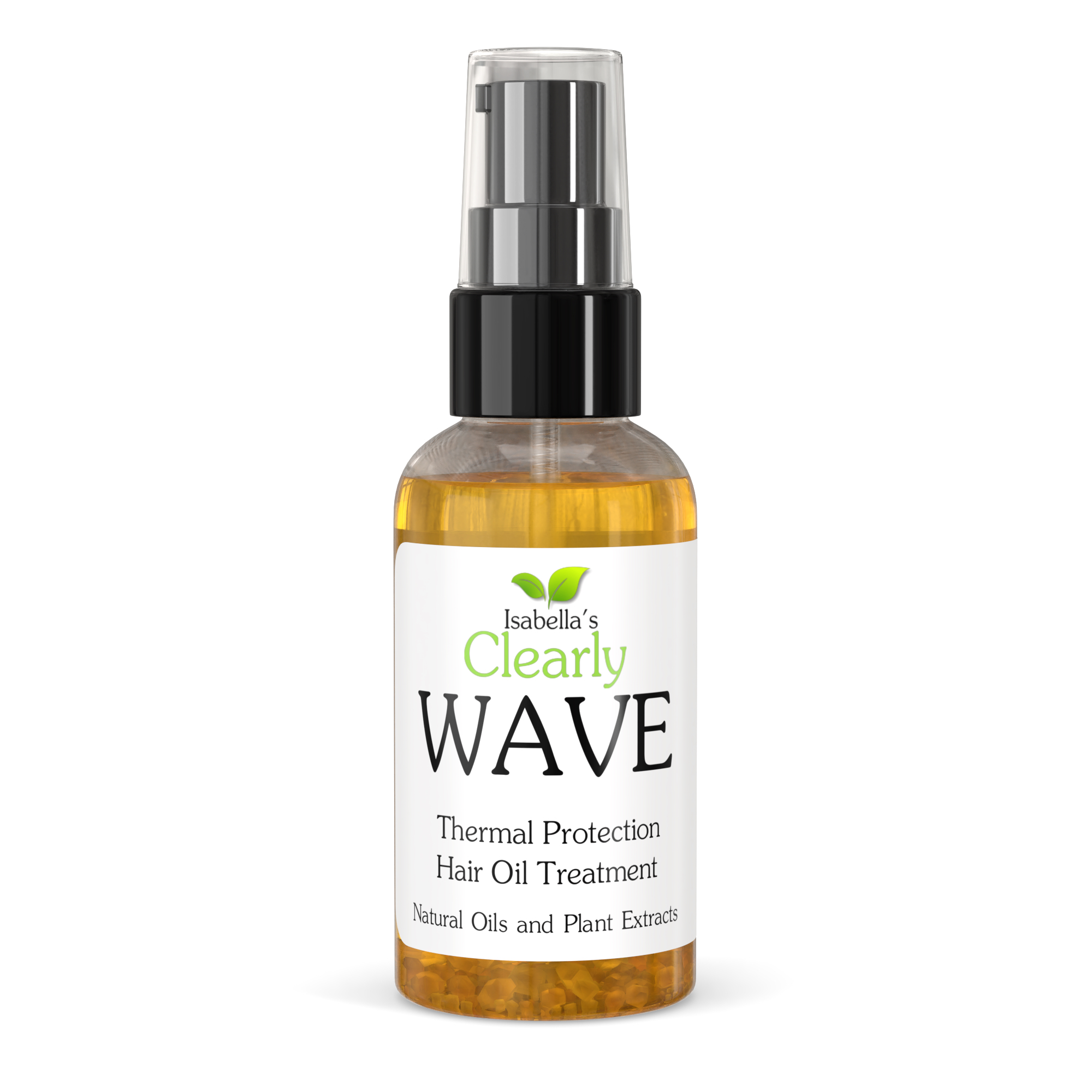Clearly WAVE, Thermal Protection Hair Serum