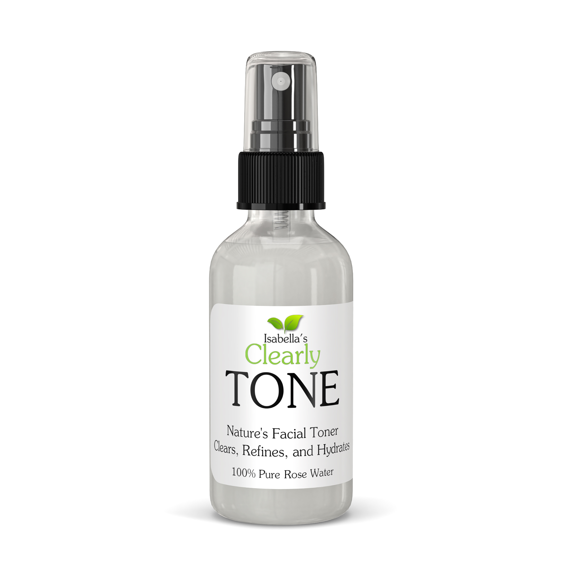 Clearly TONE, 100% Pure Rose Water Facial Toner