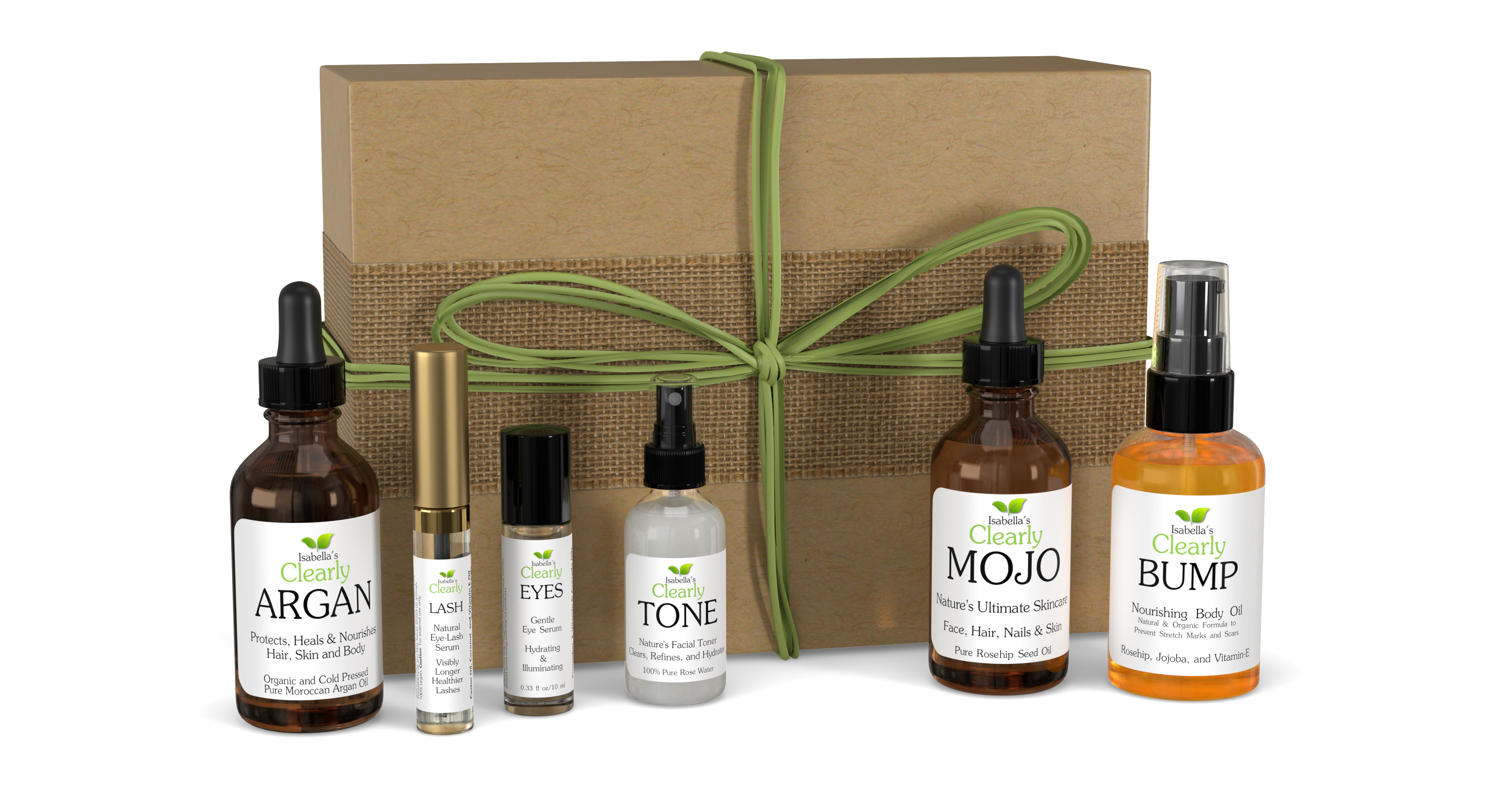 Clearly MAMA Beauty Box for Moms and Expecting Moms