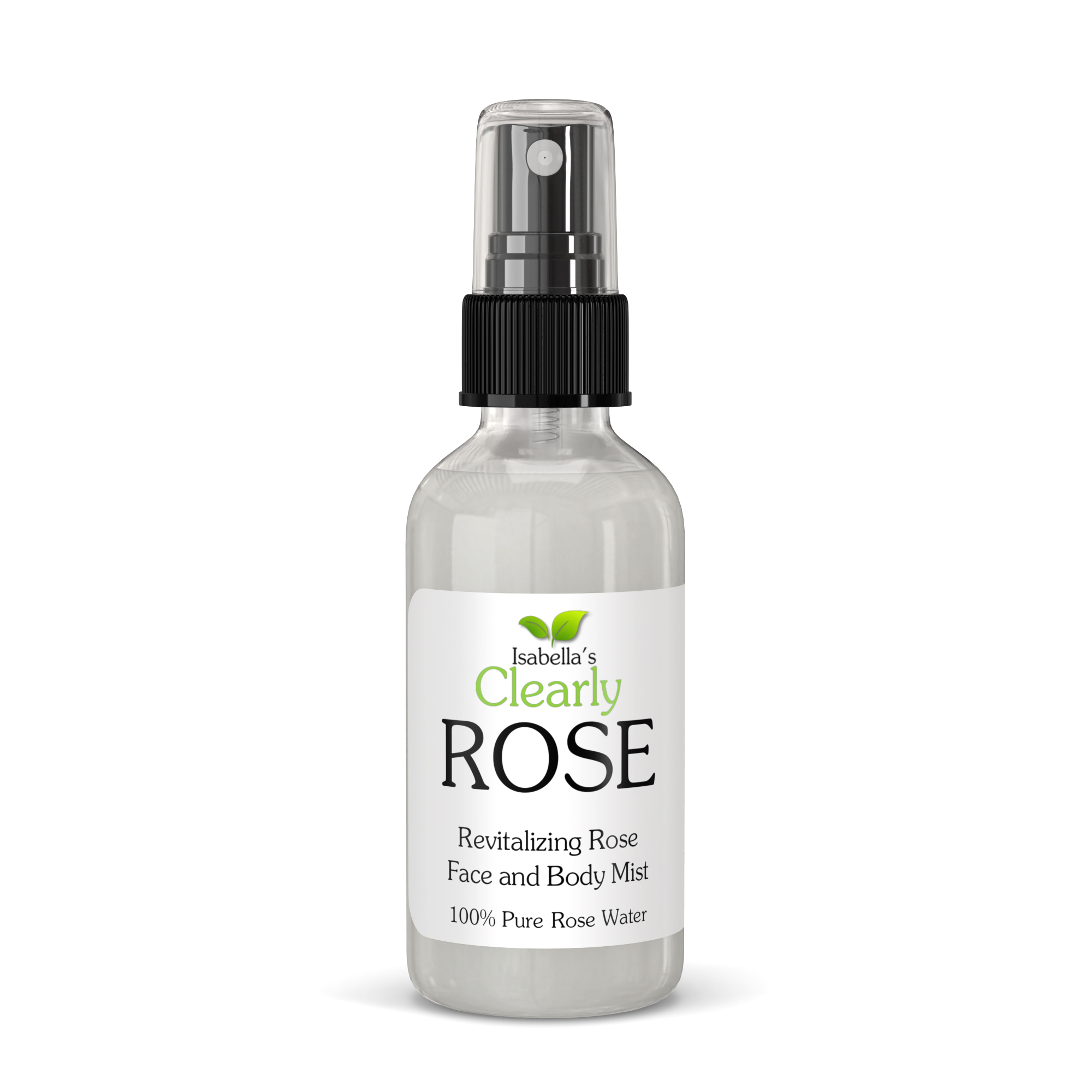 Clearly ROSE, Revitalizing Rose Water Body Mist