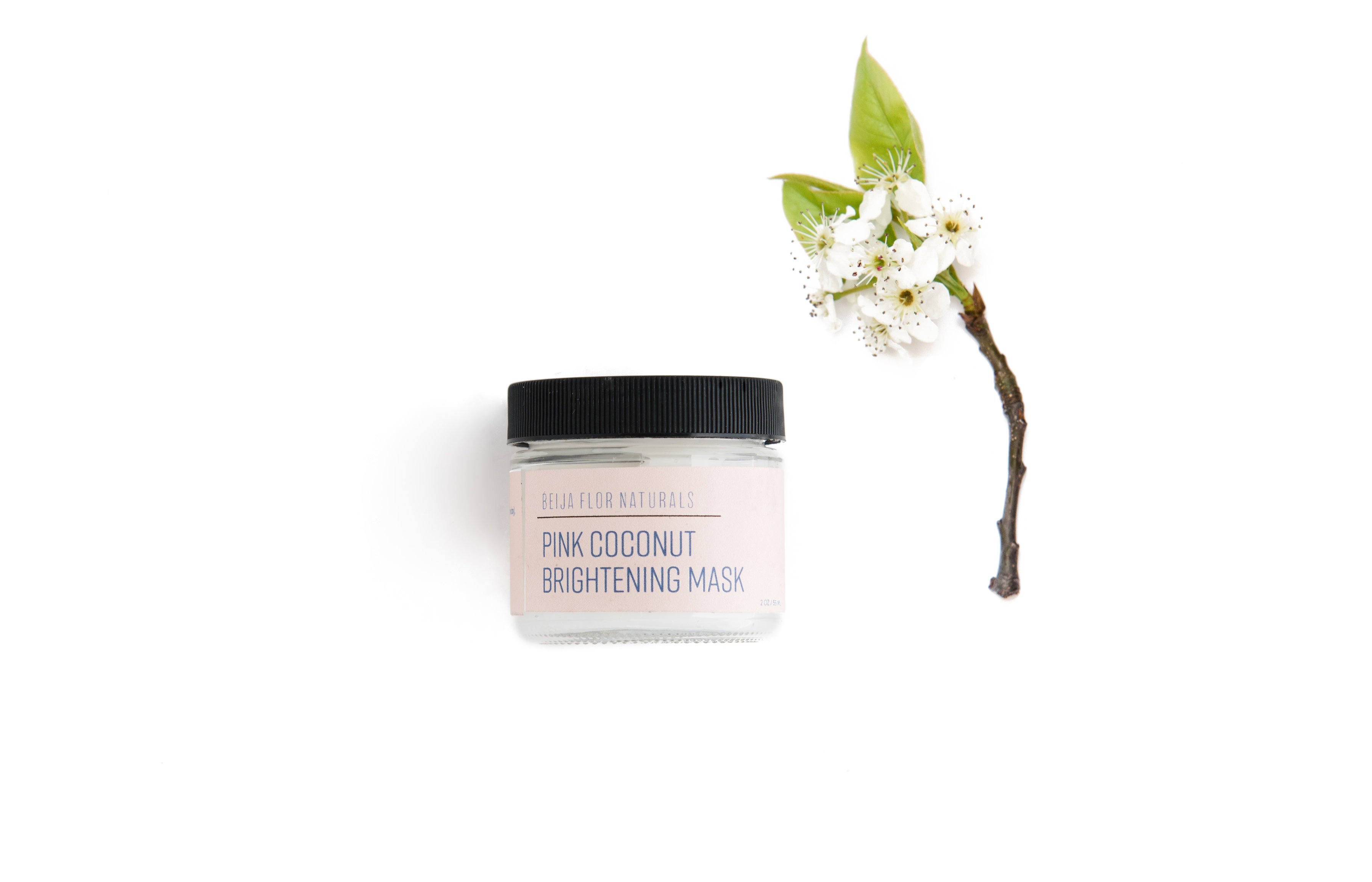 Pink Coconut Brightening Mask