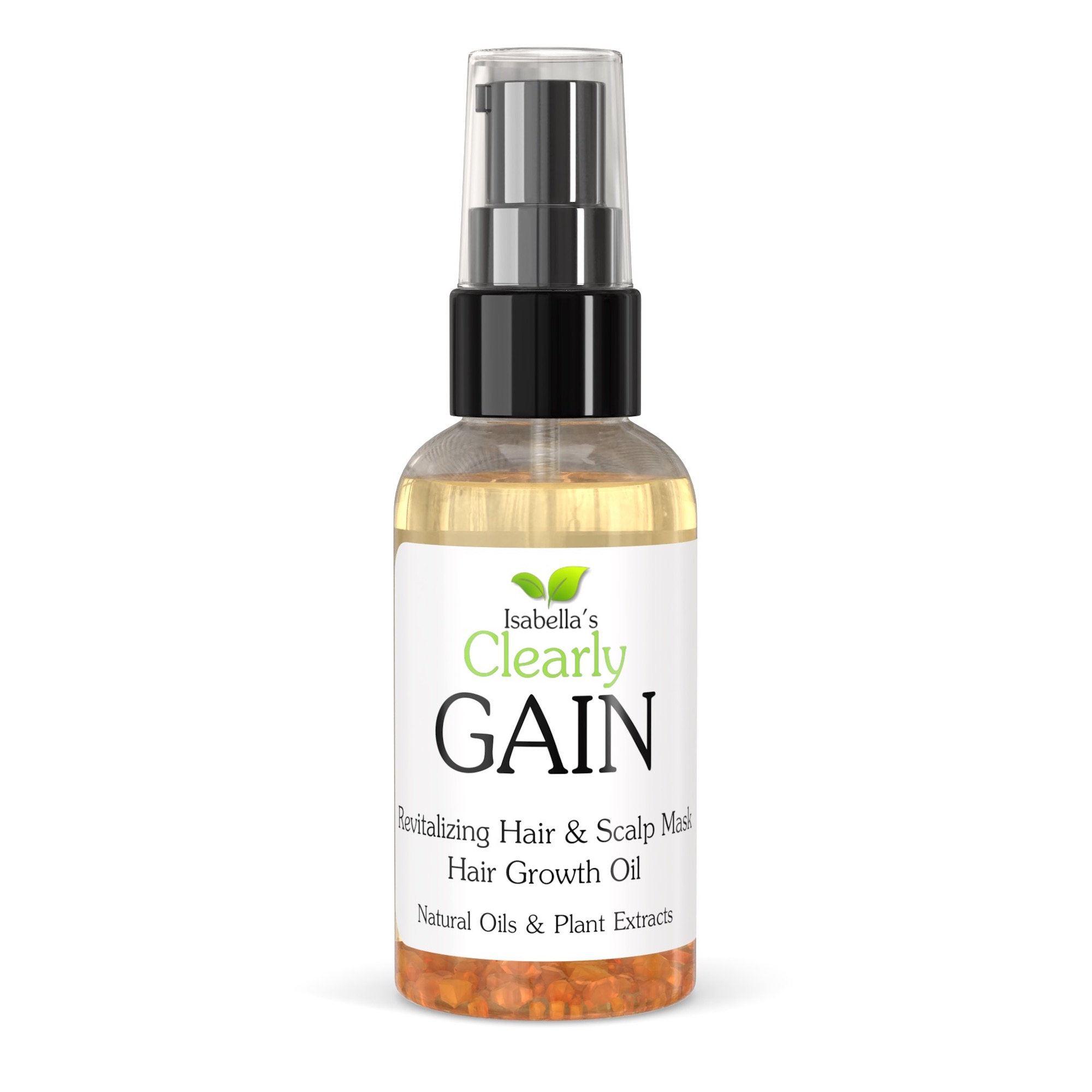 Clearly GAIN, Hair Growth Oil and Hair Loss Treatment