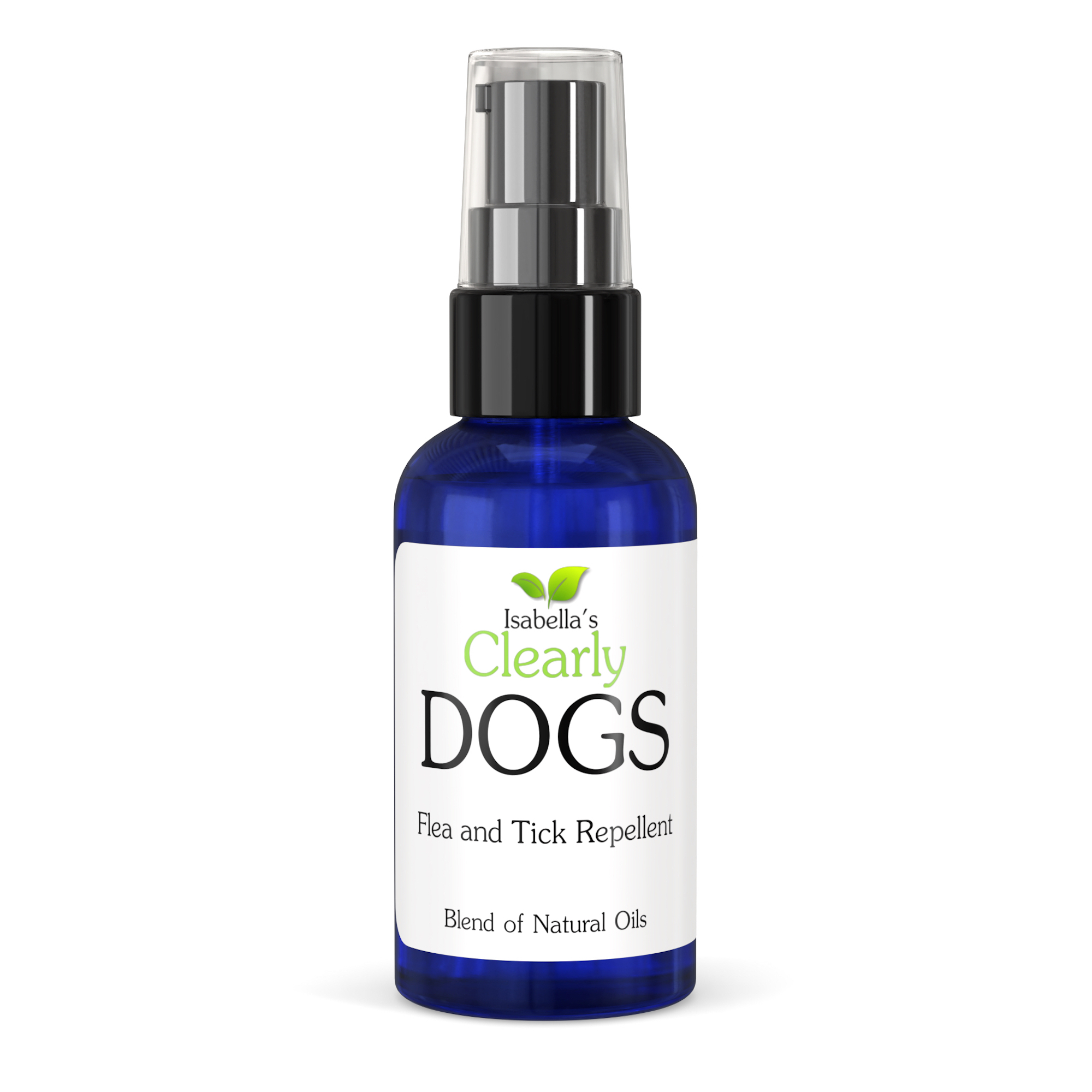 Clearly DOGS, All Natural Flea and Tick Repellent