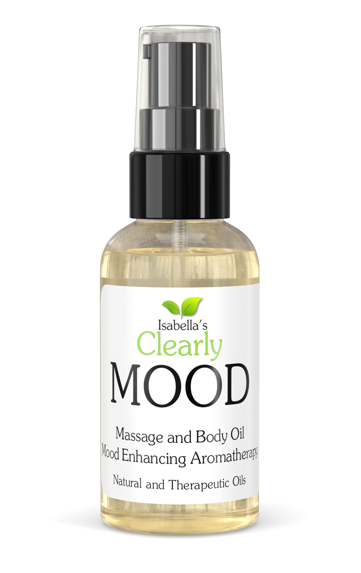 Clearly MOOD, Aromatherapy Massage and Body Oil for Enhanced Mood
