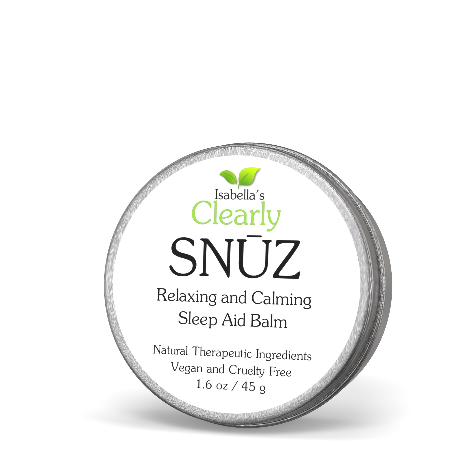 Clearly SNŪZ, Sleep Aid Balm