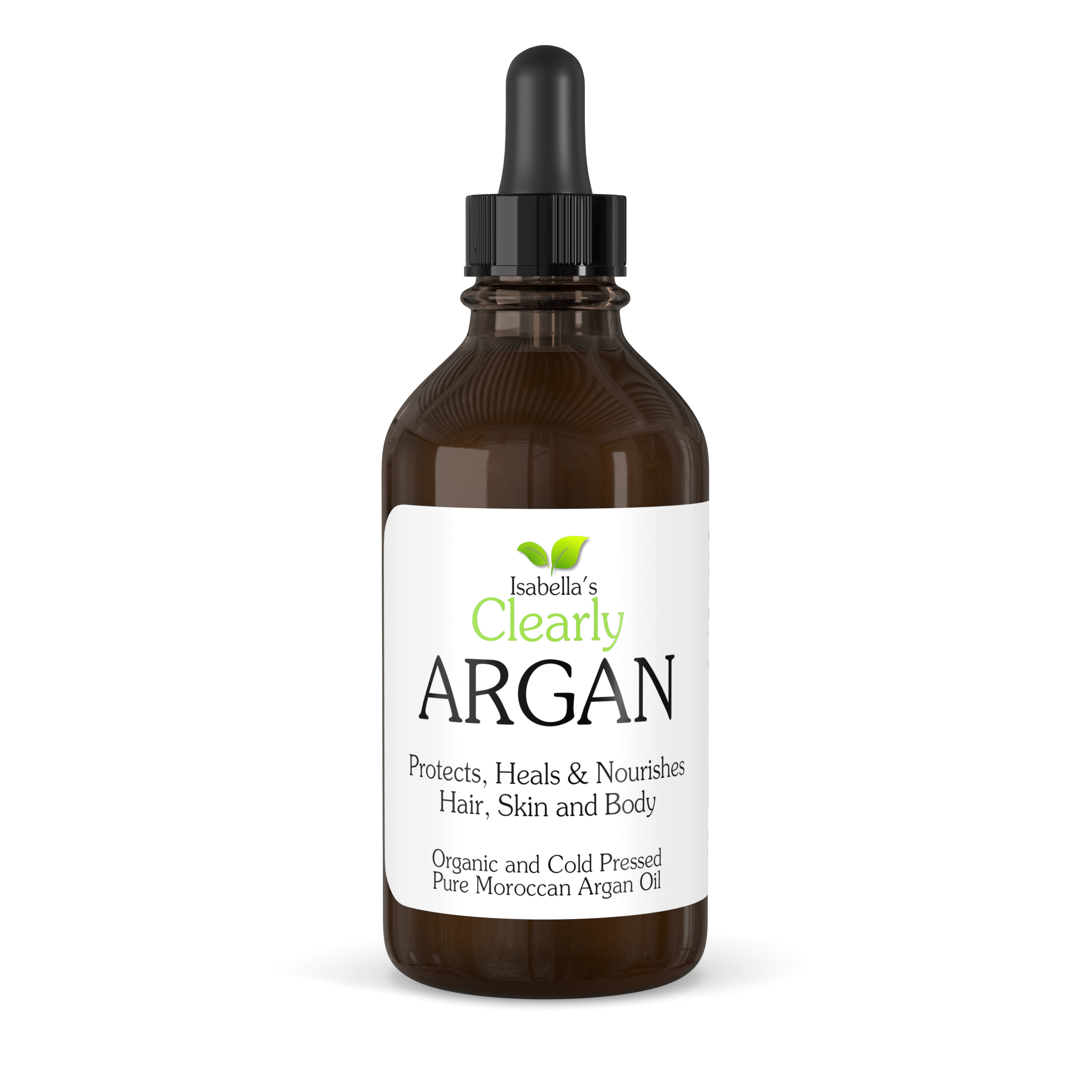 Clearly ARGAN, Organic Cold-Pressed Moroccan Argan Oil