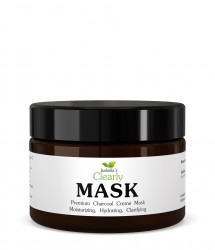 Clearly MASK, Clarifying Pore Cleansing Charcoal Face Mask with Brush