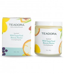 WILD SUPERFOOD BEAUTY BUTTER FOR FACE & BODY