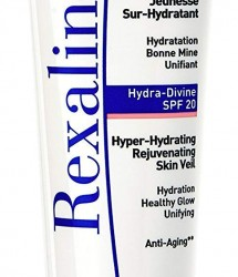 Rexaline - Hydra-Divine SPF20 - Hyper-Hydrating Rejuvenating Foundation Moisturizer with SPF 20