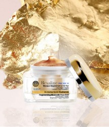 Rexaline - X-treme Gold Radiance - Regenerating Mask with Pure Gold