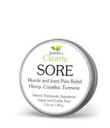 Clearly SORE, Muscle and Joint Pain Relief