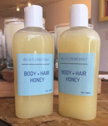 Hair and Body Honey