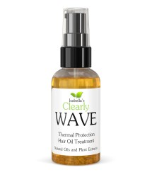 Clearly WAVE, Damage Control Thermal Protection Hair Serum