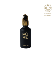 Beard Oil Private Blend  Organic with real Oud