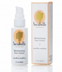 Saribelle Skincare Moisturizing Face Lotion