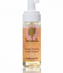 Saribelle Skincare Instant Foaming Facial Cleanser