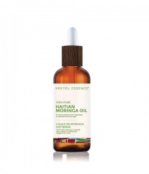 Haitian Moringa Oil Nourishing Face & Hair Oil 100% Natural  3.4oz (Deluxe Size)