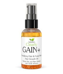 Clearly GAIN+, Hair Growth Oil Scalp Mask with Garlic Essential Oil