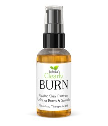 Clearly BURN, Healing Ointment for Burns and Scratches
