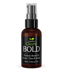 Clearly BOLD, Premium Beard Oil and Conditioner