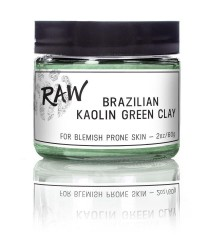 GREEN BRAZILIAN KAOLIN CLAY