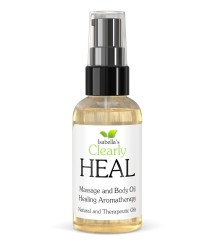Clearly HEAL, Aromatherapy Massage and Body Oil for Pain Relief