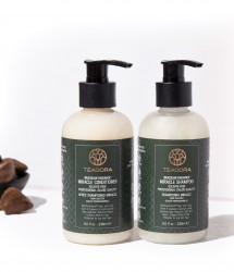 BRAZILIAN RADIANCE MIRACLE SHAMPOO & CONDITIONER SET