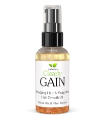 Clearly GAIN, Hair Growth Oil Scalp Mask