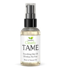 Clearly TAME, Anti Frizz Smoothing Hair Oil Treatment