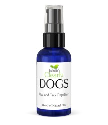 Clearly DOGS, Natural Flea and Tick Repellent