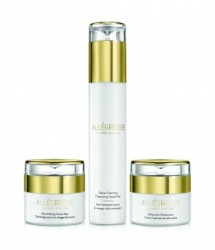 ALLEGRESSE 24K Gold Clean & Hydrate Set