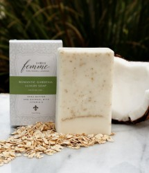 Romantic Gardenia Luxury Soap