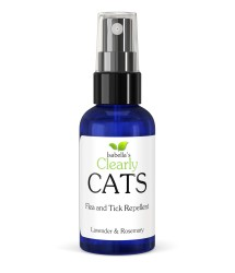 Clearly CATS, Natural Flea and Tick Repellent
