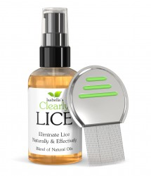 Clearly LICE, Natural Lice Treatment, Remover and Repellent