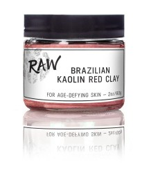 RED BRAZILIAN KAOLIN CLAY