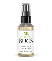 Clearly BUGS, Natural Bug and Insect Repellent