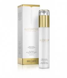 ALLEGRESSE 24K Gold Deep Foaming Cleansing Facial Gel