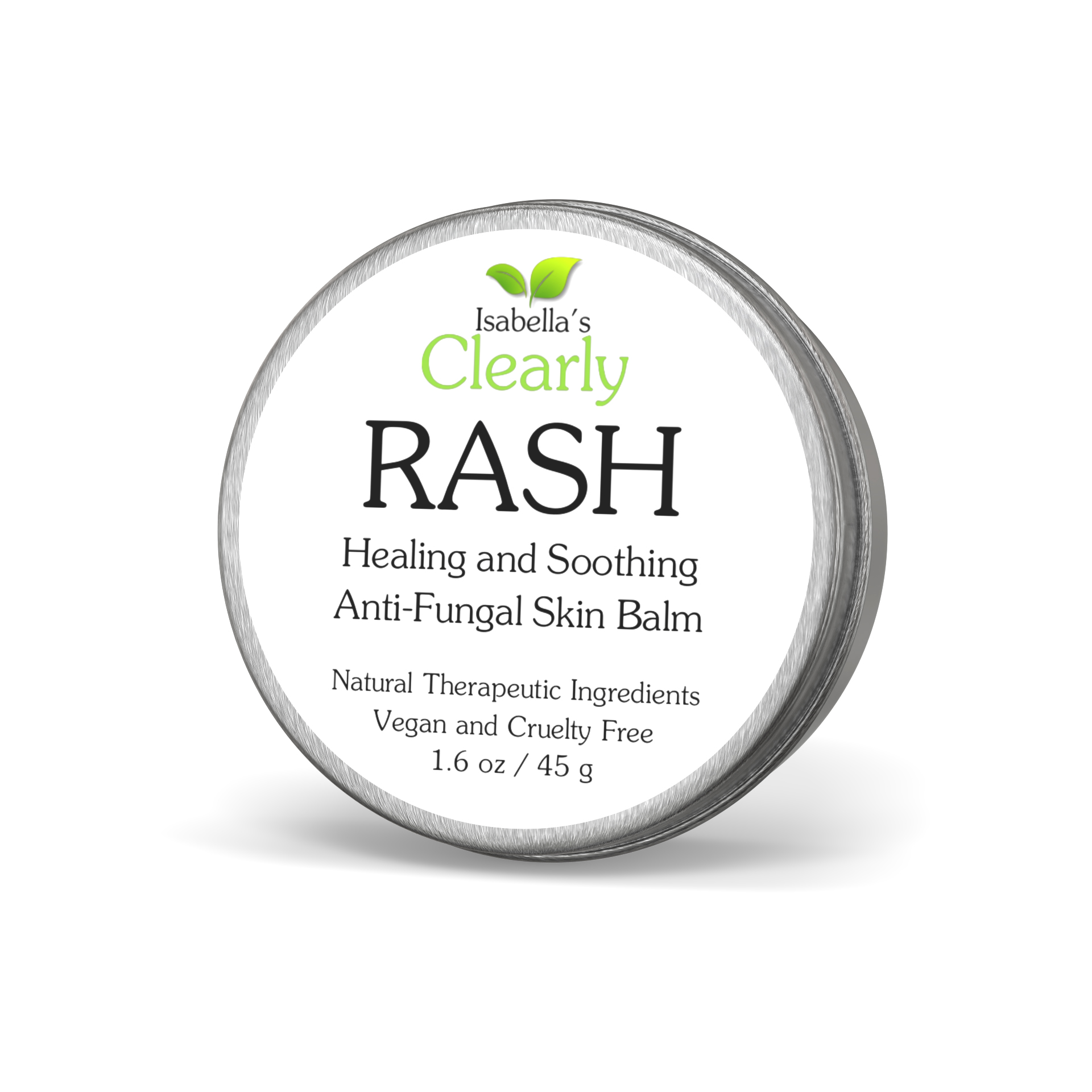 Clearly RASH, Anti Fungal Balm for Itch and Rash Relief