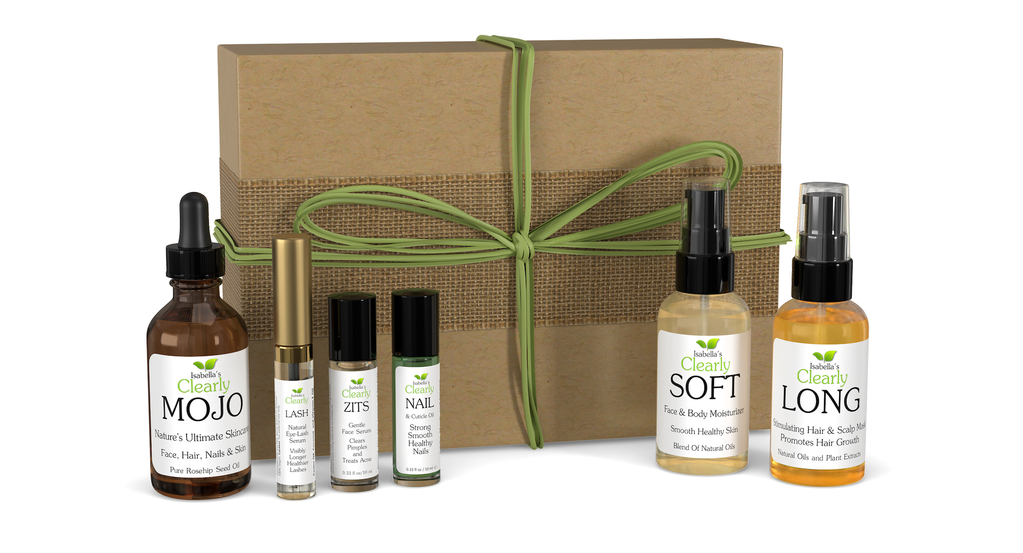Clearly TEEN Beauty Box for Skin, Hair, and Nails
