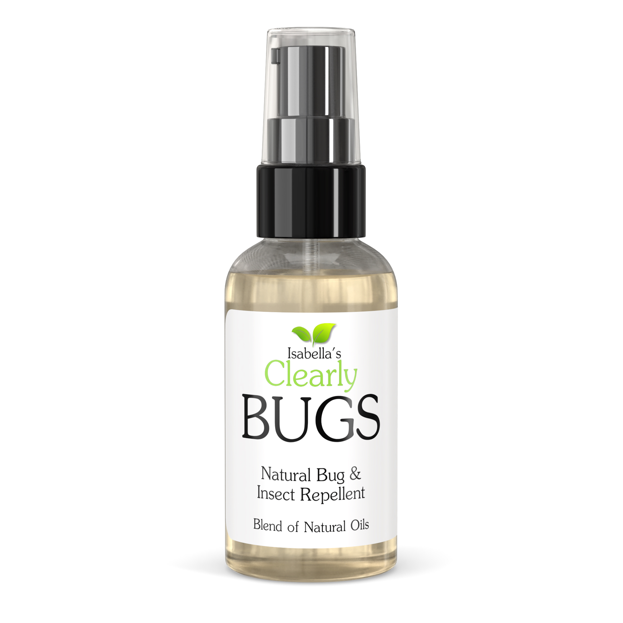 Clearly BUGS, All Natural Bug and Insect Repellent